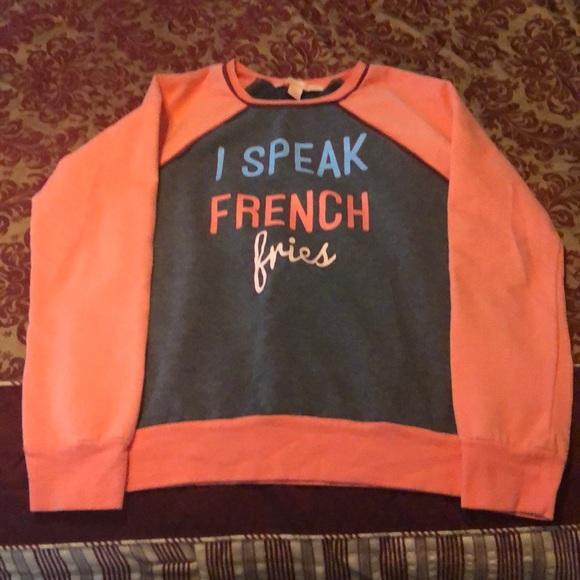 Rebellious One Tops - Graphic Sweatshirt